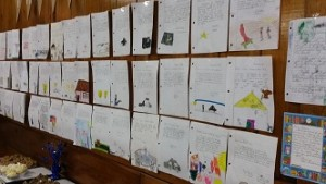 t4th graders of Valley View Elementary Schoolhank you letters