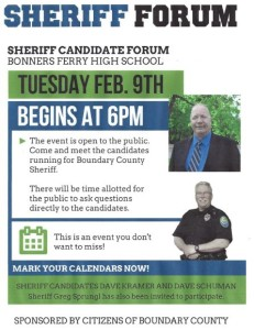 Sheriff Forum
