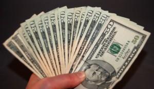 omnibus money in hand