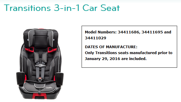 Evenflo Car Seat Instructions Adjust Straps