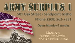 Army Surplus 1