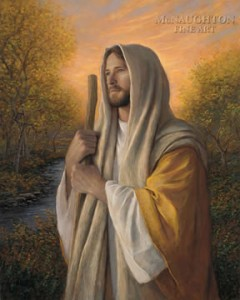 Loving Savior by Jon McNaughton