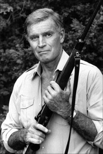 """Political correctness is tyranny with manners."" ~Charlton Heston"